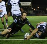 Montpellier hold off Glasgow to edge Champions Cup thriller