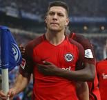 Jovic to Real Madrid a 'Real Possibility' - Eintracht Director