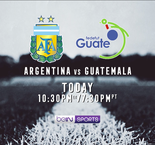 The XTRA: Argentina vs. Guatemala - Preview