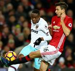 West Ham's Sakho out for six weeks