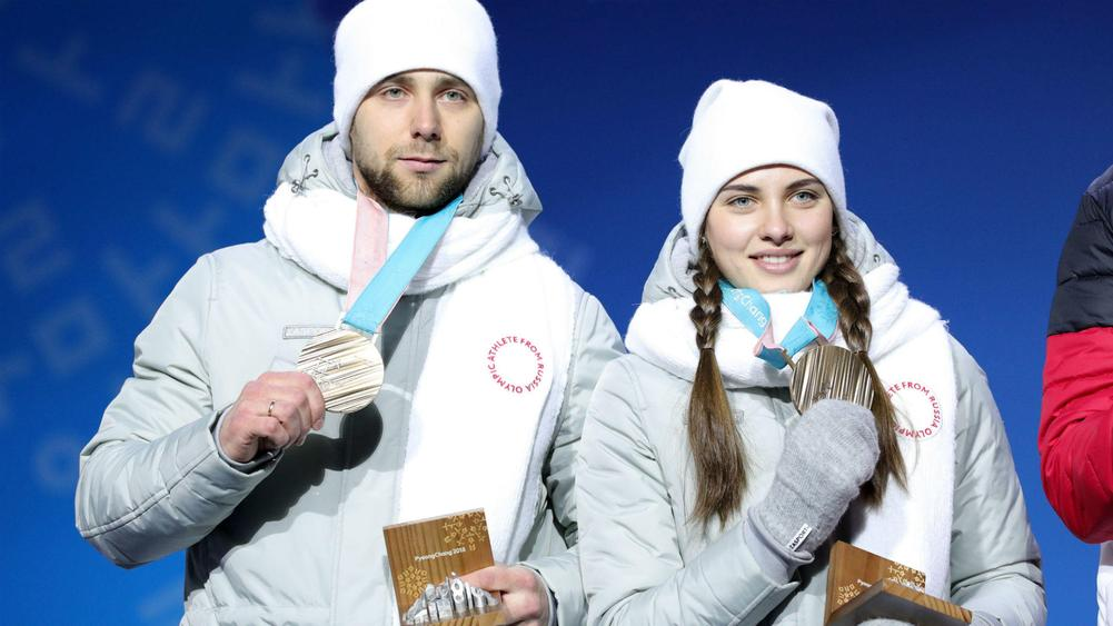 Russian Curlers Forfeit Medal After Doping Violation