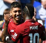 'Lucky boy' Mane credits Firmino for UEFA Super Cup double