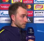 Missed penalty gave Spurs hope: Eriksen