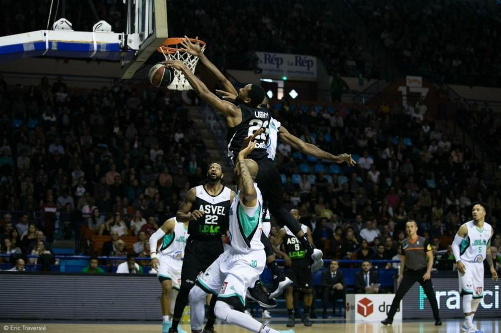 L'ASVEL à un point de l'exploit à Bursa — Eurocup