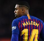 Malcom to miss derby showdown against Espanyol