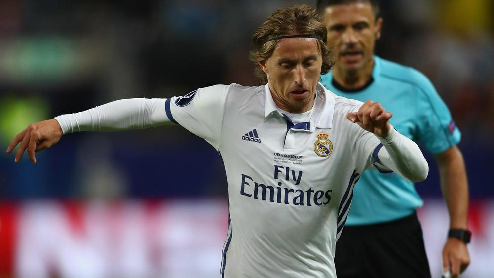 e56a1062ae5 Luka Modric Back With Real Madrid And Targeting Atletico Madrid