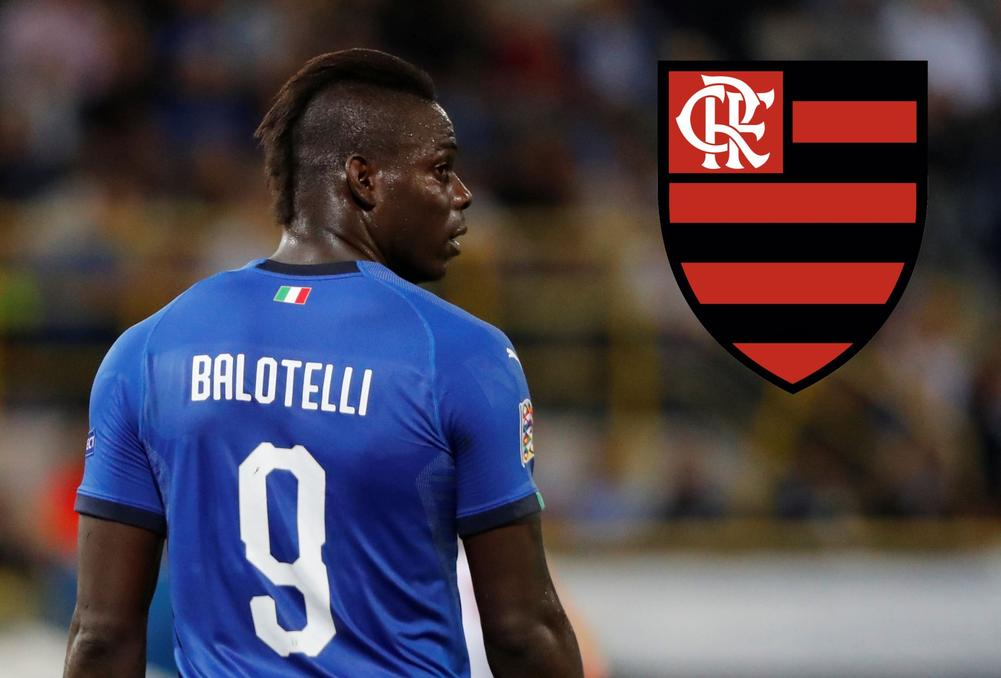 Mario Balotelli is currently in negotiations to join Brazilian Serie A giants Flamengo after leaving Marseille at the end of the 2018/19 season as a free agent.