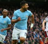 Guardiola ready to dine out on Aguero record