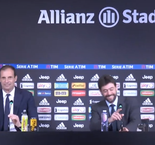 'I'm not going to cry!' - Allegri on leaving Juve