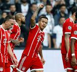 Bayern Thrash Besiktas, Move On To Quarterfinals
