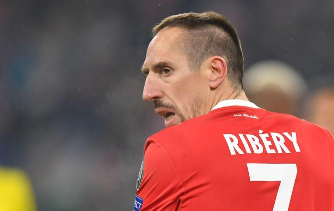 ribery to miss bayern 39 s trip to freiburg. Black Bedroom Furniture Sets. Home Design Ideas
