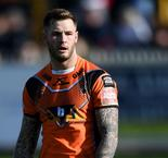 Hardaker suspended after positive drugs test