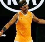 Open d'Australie - Nadal poursuit tranquillement son retour
