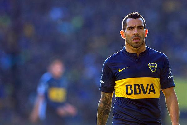 Boca Juniors Confirm Carlos Tevez Return