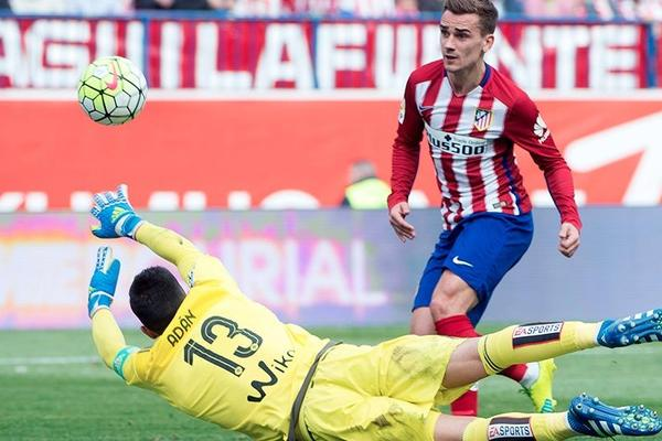 Atletico Madrid 5-1 Real Betis