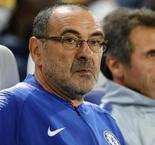 Sarri condemns 'disgusting' Sterling abuse