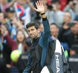 Djokovic Dazzles But Del Potro Feels The Strain In Shanghai