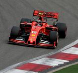 Leclerc Surprised By Red Bull's China Pace