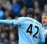 Yaya Toure In Talks With Inter And Roberto Mancini