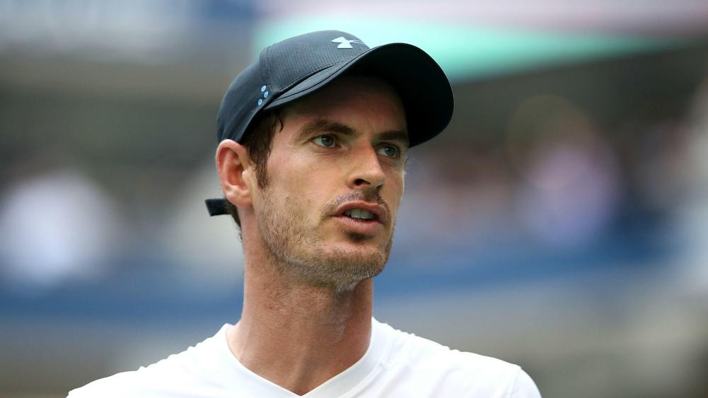 Andy Murray reaches second round in Shenzhen as Zhang retires