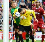 Liverpool Twice Undone By Set-Pieces In Season Opening Draw At Watford