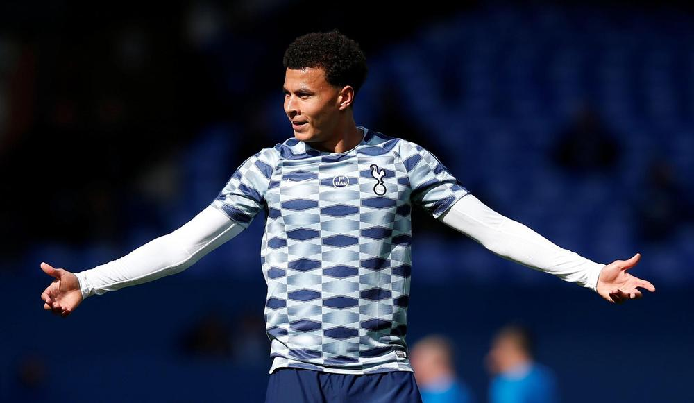 Where would Dele Alli fit in a Raiola and Mendes team?