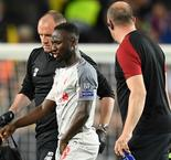 Keita To Miss Two Months With Abductor Injury