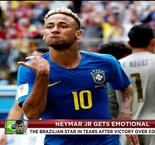 The XTRA: Neymar's Emotions And His Strong Supporting Cast