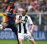 Bonucci convinced Genoa defeat 'just a hiccup' for Juventus