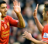 Suarez And Coutinho's Path From Liverpool To Barcelona