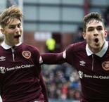 Celtic's unbeaten run ends with Hearts thrashing