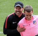 Antoine Griezmann's Award Snub Disappoints Atletico Boss Simeone