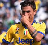 Dybala fires hat-trick on 100th appearance
