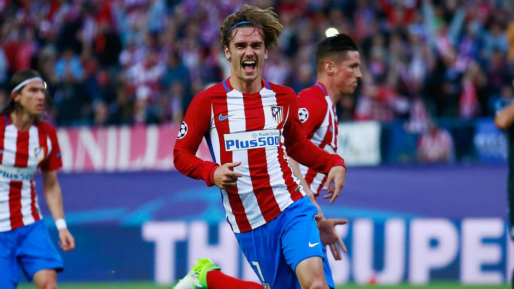 United target Griezmann: I'd only leave Atletico to play for Knicks
