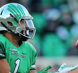 North Texas Outlasts Southern Miss to Keep Bowl Dreams Alive