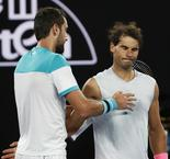 Nadal absent 3 à 4 semaines