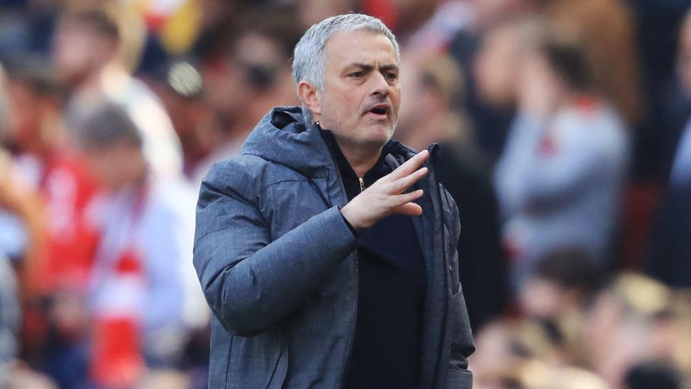 Mourinho admits Manchester United 'suffered until the end'