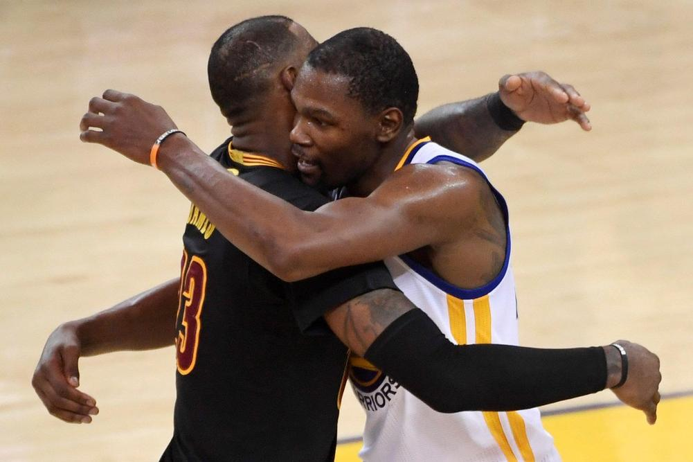 Durant Responds To Backlash On Trump Comments