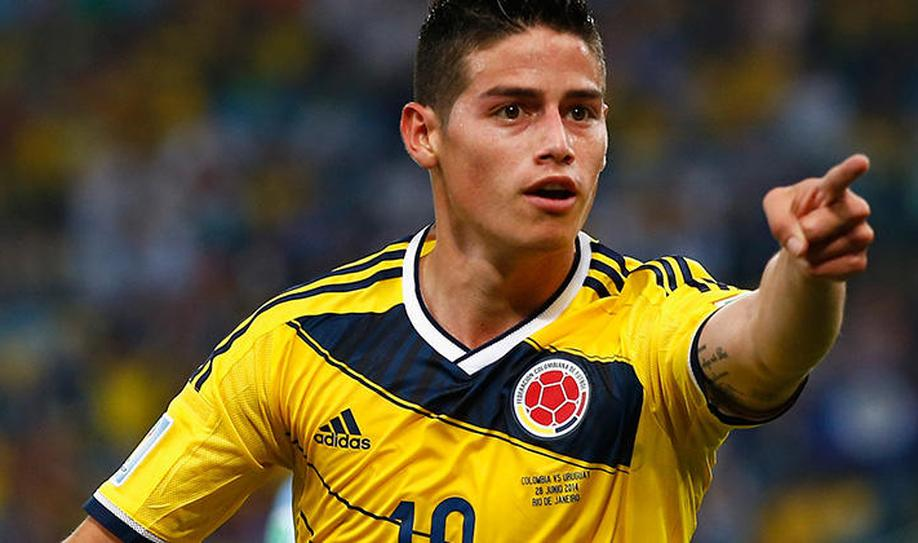 James Rodríguez (Midfielder)