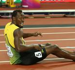 Hamstring tear ended Bolt's World Championship dream