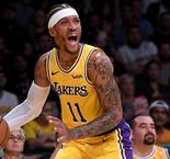 Lakers F Beasley addresses reported incident with coach Walton