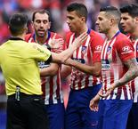 Atletico highlights VAR controversy