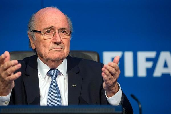 Blatter to appeal six-year football ban