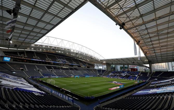 Man City v Chelsea Champions League final moved to Porto ...