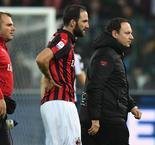 Gattuso hopes for positive news on Higuain ahead of Juventus match