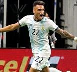 Lautaro Martinez Hat-Trick Inspires Argentina To 4-0 Hammering Of Mexico