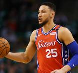 Sixers star Simmons makes history with triple-double