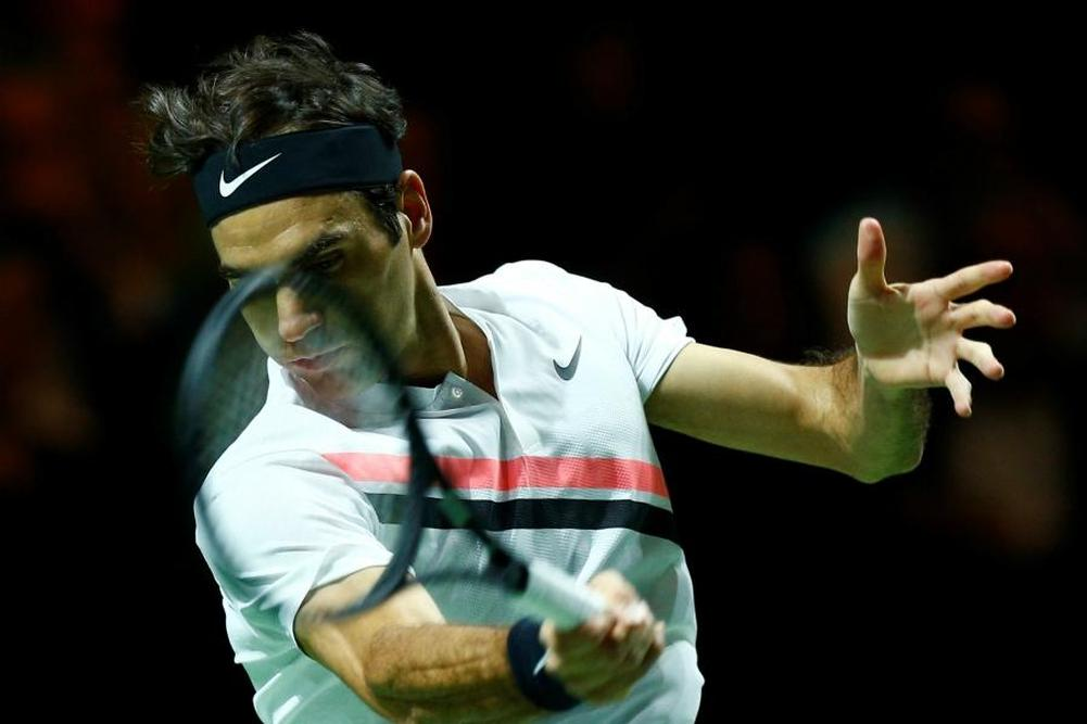 Federer battu en finale par Del Potro — Indian Wells