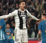 Ronaldo Hat-Trick Completes Comeback As Juventus Beat Atletico Madrid, 3-0, To Advance