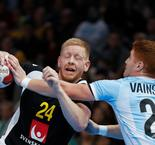 Handball WC 2017 – Argentina 17 Sweden 35